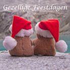 Christmas Teddy Bears | Fair Trade Greeting Cards | @FairMail - Fair Trade Cards Cards - Greetz