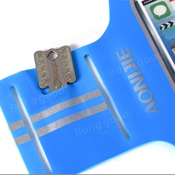 Bicycle Sports Armbands Touch Screen Waterproof For Samsung iPhone Huawei Xiaomi Adjustable ArmBand Sale - Banggood.com