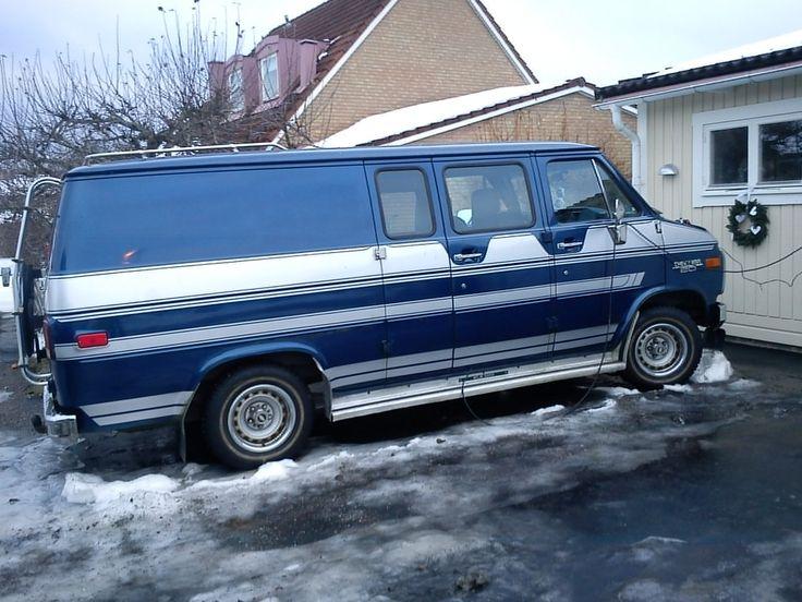 Chevrolet Chevy Van G20 1988