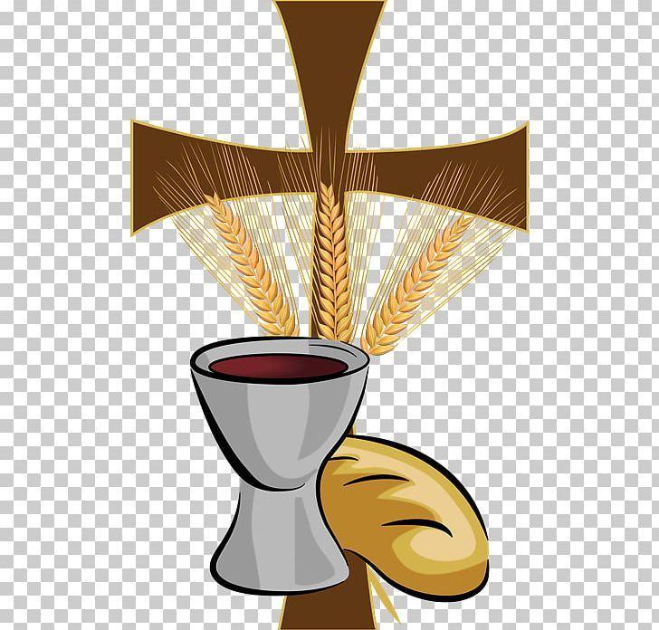 Eucharist first communion chalice png catholic church