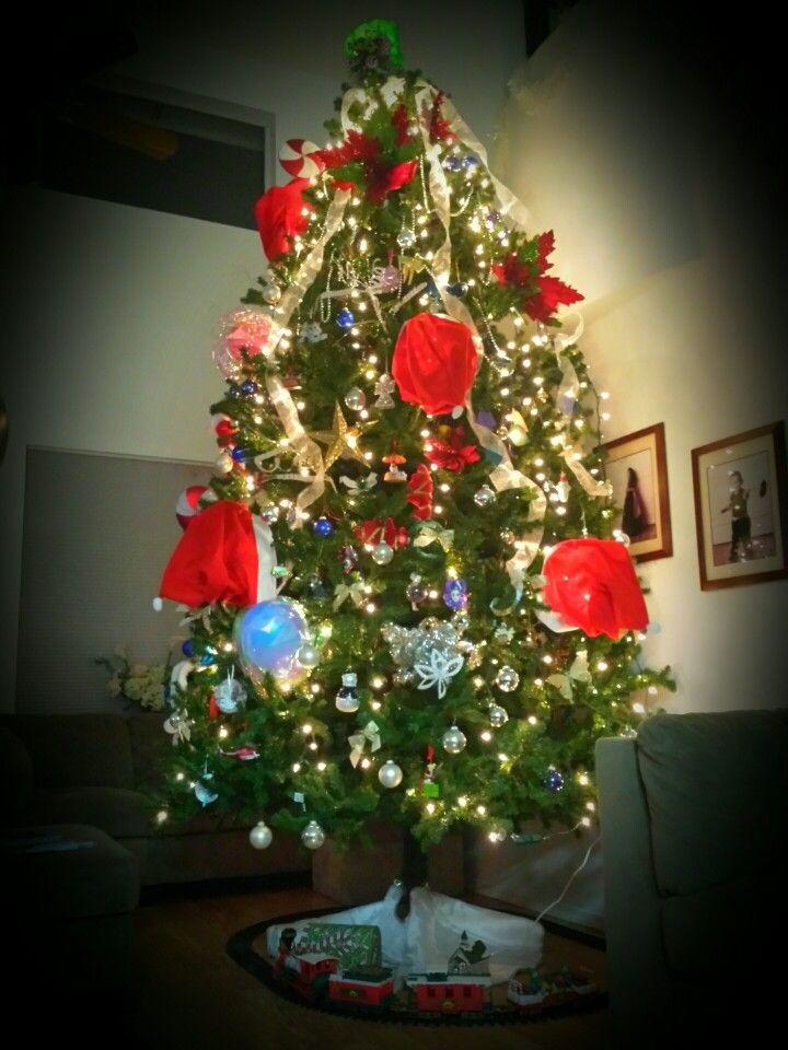 #12 ft #Christmas #Tree #decorations #trimmingatree