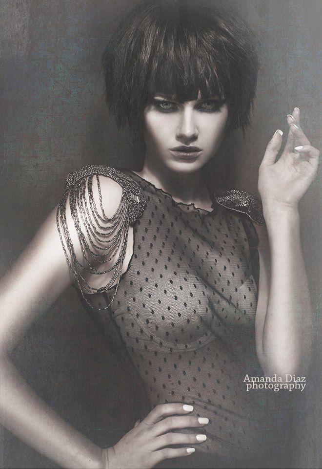 Model Josie Nikita Li Models Designer Melany Rowe Hair