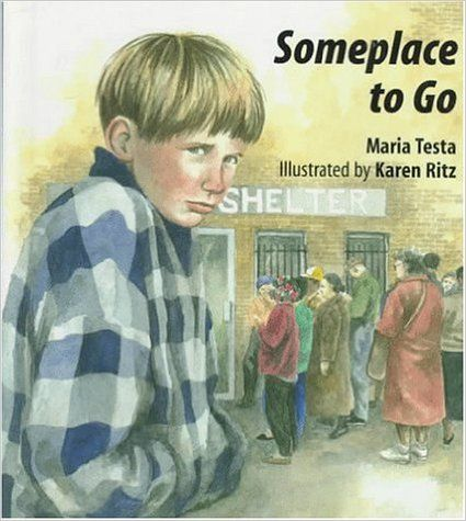 Someplace to Go: Maria Testa, Karen Ritz: 9780807575246: Amazon.com: Books