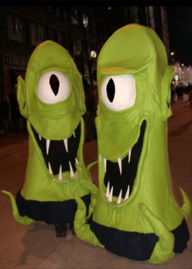 Funny Green Alien Costumes | Costumepedia.com
