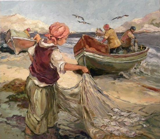 Aviva Maree- Gawe van die See