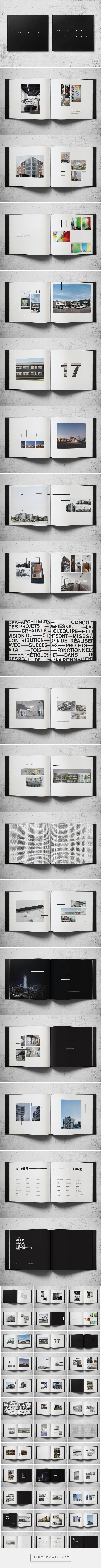 DKA Architectes Volume 1 by Charles Daoud
