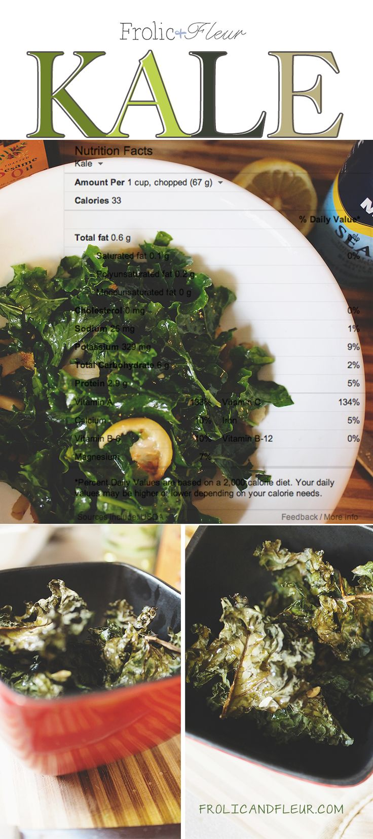 Healthy Pregnant Meal & Snack - Kale - easy cheap & one of the best things you could ever do for your body - whole foods recipe included!