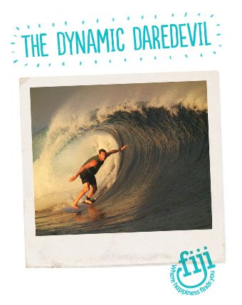 This is my Happiness Type. Discover yours and win a trip to Fiji: http://on.fb.me/XUREKk