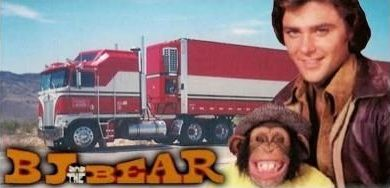 I wanted to grow up and have a monkey and drive a semi....it didnt happen but  I got a monkey who drives a semi! lol