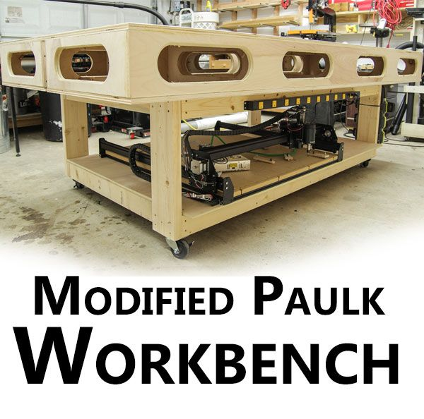 Modified version of the Paulk Workbench.