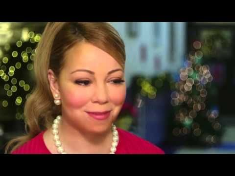 Attitude Magazine » Watch: First scene from Mariah Carey's Christmas movie makes Glitter look good