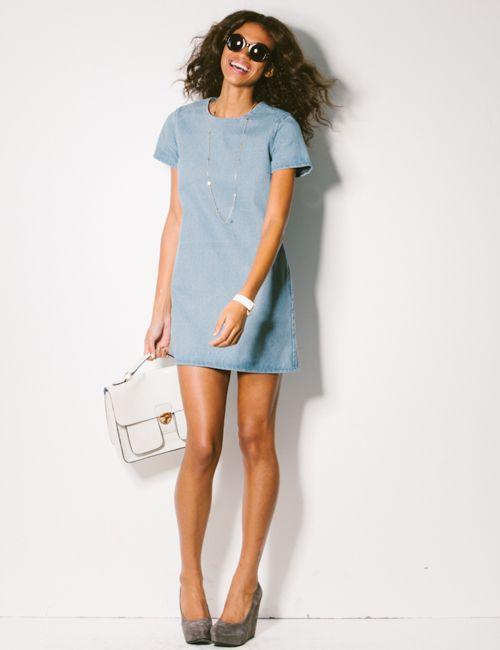 I would like a dress AND legs like this please :)