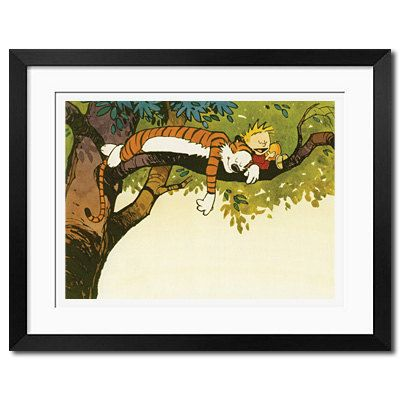30 best calvin and hobbes nursery images on pinterest for Calvin and hobbes nursery mural