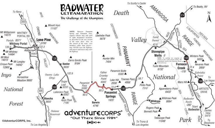 Death Valley, CA:  On July 10-12, AdventureCORPS presents its legendary STYR Labs BADWATER® 135. Now in its 40th year, the world-renowned event pits up to 100 of the world's toughest athletes against one another and the elements. In scorching temperatures and at altitudes as high as 8,360 feet (2548m), runners, triathletes, adventure racers, and mountaineers from 19 countries and 20 American states will face off in a grueling 135-mile non-stop run from Death Valley to Mt. Whitney, CA. Widely…