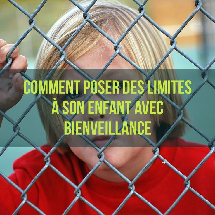 COMMENT POSER DES LIMITES À SON ENFANT AVEC BIENVEILLANCE. Comme nous l'explique Isabelle Filliozat, plutôt que d'imposer des limites ou des interdits, pourquoi ne pas définir l'espace dans lequel l'enfant peut s'épanouir, avoir le droit de faire toutes sortes de choses, bénéficier des libertés et permissions. En gros, dire ce qu'il peut faire et non ce qu'il ne doit pas faire (et sans crier ...
