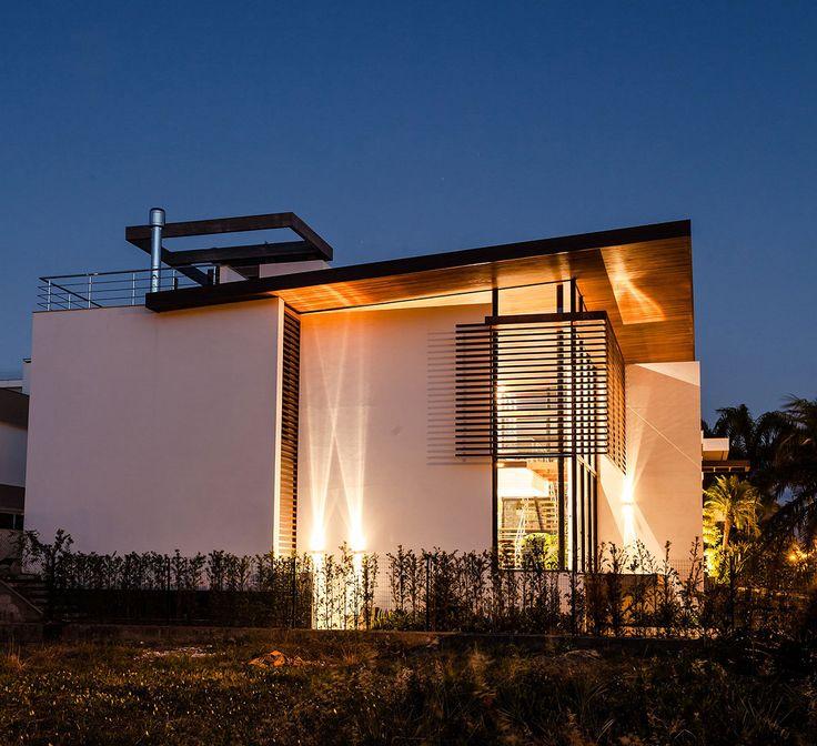As 20 melhores ideias de arquitetura contempor nea no for Casa minimalista guadalajara