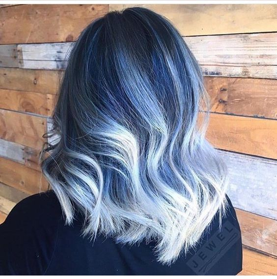 35 Cool Hair Color Ideas To Try In 2016: Best 25+ Unique Hair Color Ideas On Pinterest