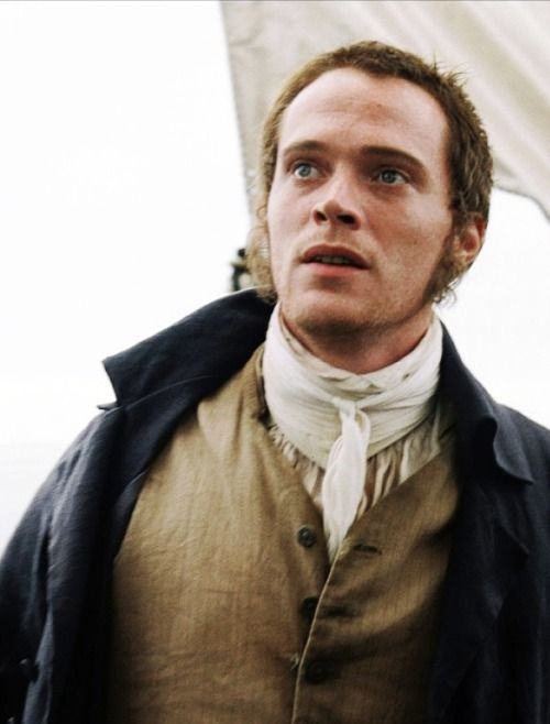 "Paul Bettany in ""Master and Commander"""