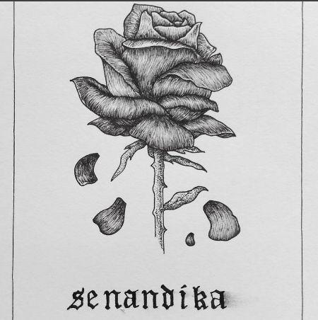 Illustration - Senandika for My Brand Immortal
