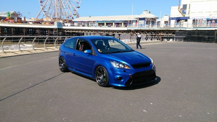 Ford Focus ST with Bola B1