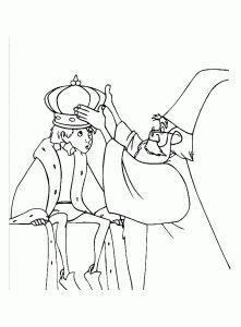 coloriage-merlin-l-enchanteur-2
