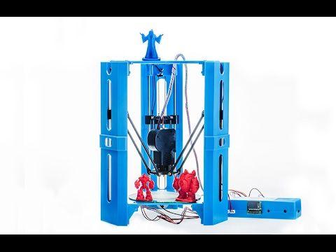 101Hero 3D Printer, the world first affordable 3D Printer under 99 US Dollars