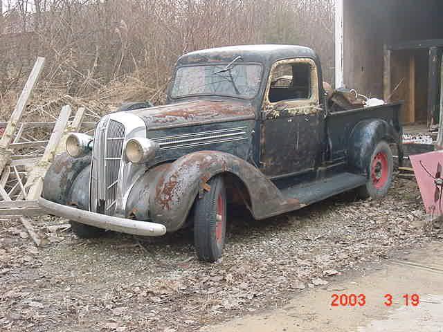 1936 dodge pickups 1936 dodge pick up truck cars. Black Bedroom Furniture Sets. Home Design Ideas