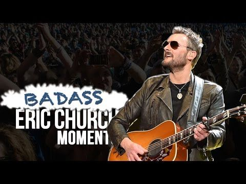 6 Unforgettable Eric Church Moments [Watch]