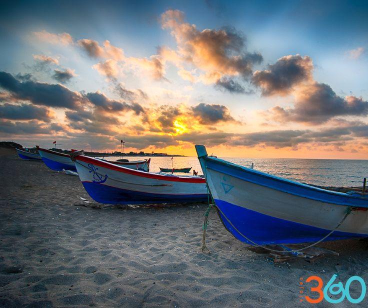 Si prefieres algo mas relajado, a la orilla del mar, conocer un poco de la cultura de la costa #Turismo (Foto: Ali Ertürk)
