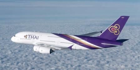 Thai Airways and EFL sign new sponsorship deal, swinging Thai Airways away from a club level partnership to one with the league itself.