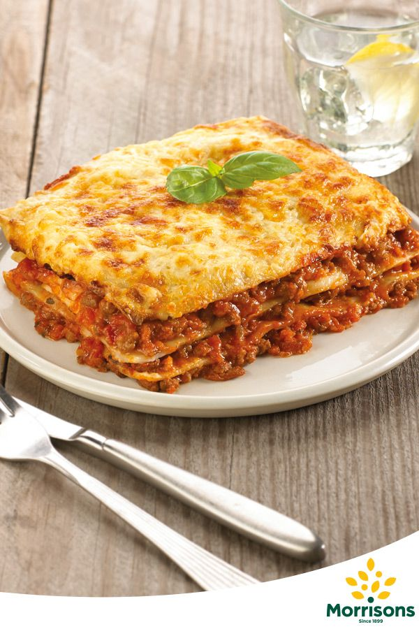 Find our Beef Lasagne ready meal from our EatSmart 'Counted' range available in selected stores
