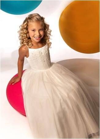 Flower Girl Dress My Flower Girl Pinterest Flower
