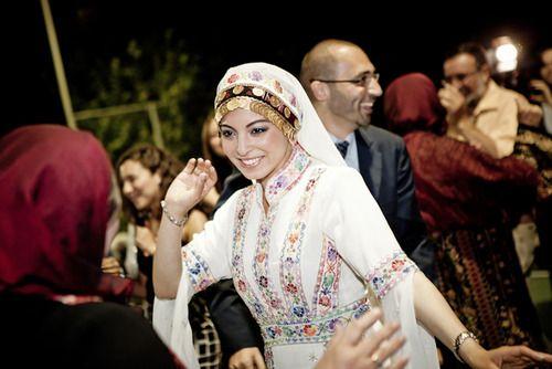 Palestinian Henna Night