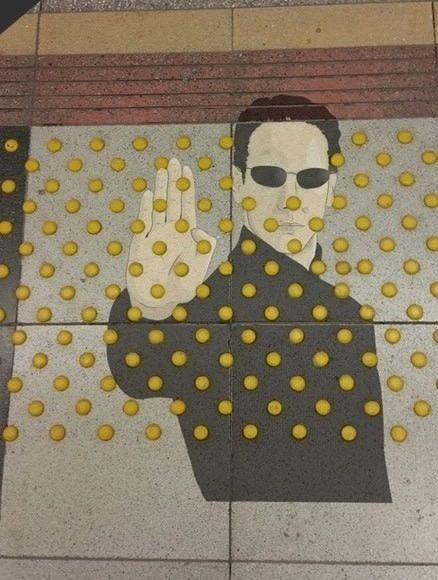 Зарубежный стрит-арт