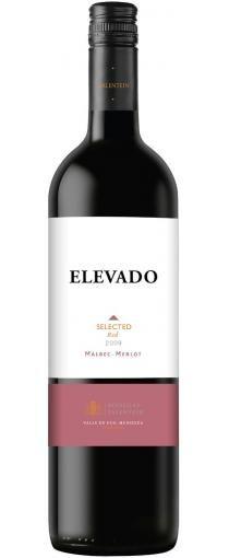 Elevado Red van Bodegas Salentein  Volle, stevige en fruitige Argentijnse rode wijn met aroma's van zwart fruit en pruimen. Heerlijke zachte structuur.  http://www.flesjewijn.com/wijnen/elevado-red-6