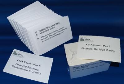 CMA Study Guide, CMA Exam Study Materials