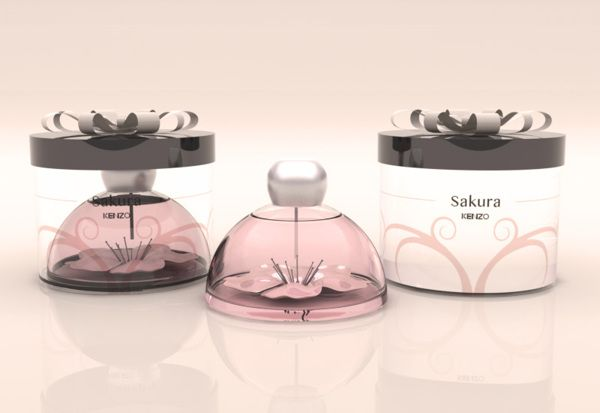This is a spot for an hypothetical perfume called Sakura. I realized also the perfume bottle using a 3D software. You can find the video on Youtube: http://www.youtube.com/watch?v=-66p85fQGRM