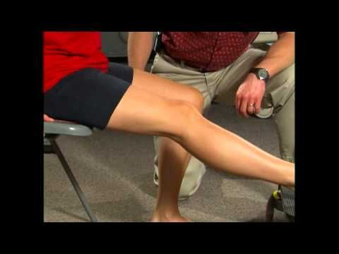 Knee Replacement post op exercises