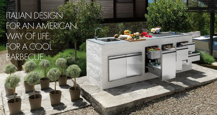 Outdoor Kitchens | outdoor kitchen accessories | Ronda Outdoors ...