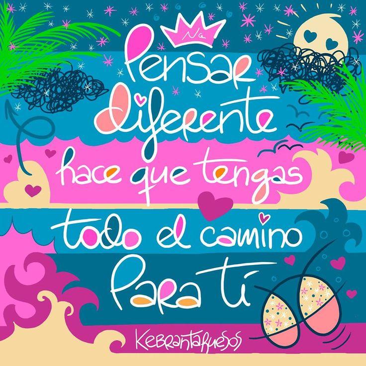 #Frases #Citas #Quotes #Pensar #Kebrantahuesos