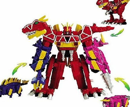 Power Rangers ``Dino Supercharge Deluxe Plesio Charge Megazord (43095) No description (Barcode EAN = 3296580430956). http://www.comparestoreprices.co.uk/latest2/power-rangers-dino-supercharge-deluxe-plesio-charge-megazord-43095-.asp