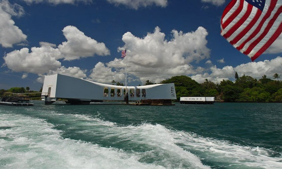 """Remembering Pearl HarborCredit: Louis N. Batides 