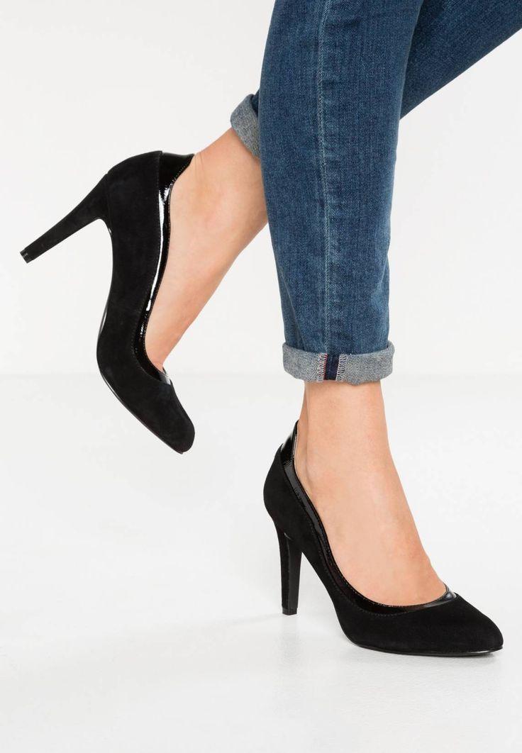best 20 high heels schwarz ideas on pinterest. Black Bedroom Furniture Sets. Home Design Ideas