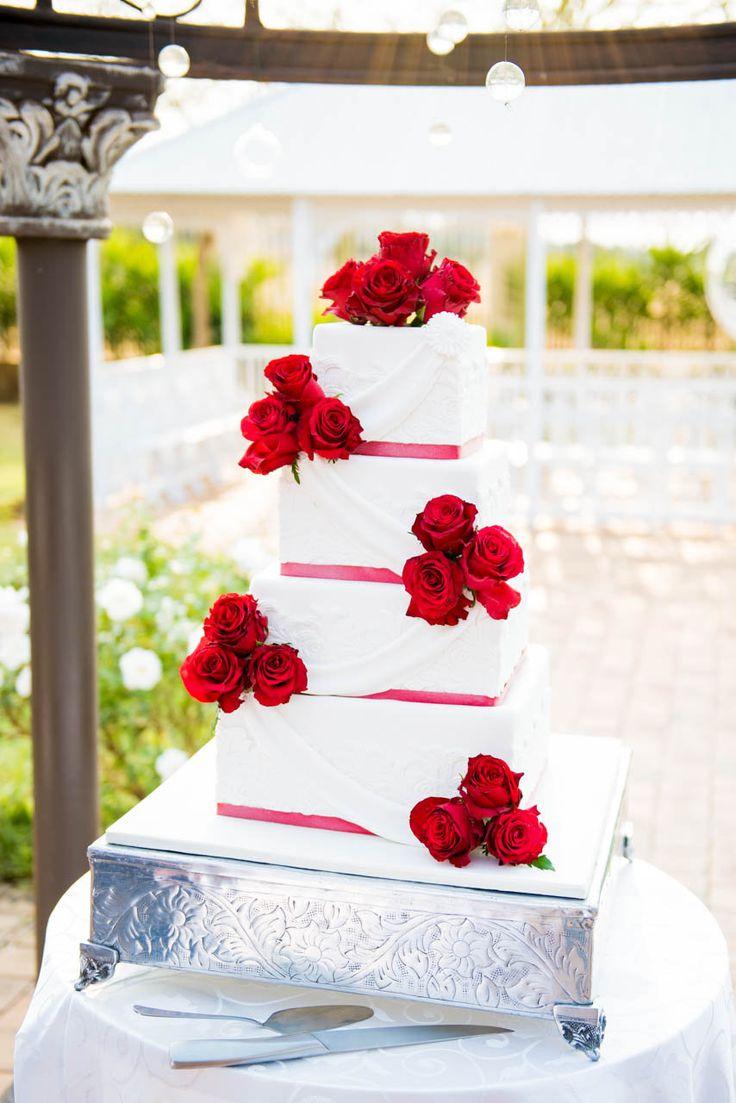 20 best Wedding Cakes images on Pinterest | Cake wedding, Pretoria ...