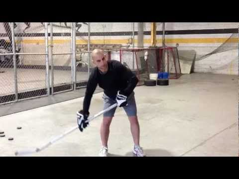 Off-Ice Hockey Skill Training