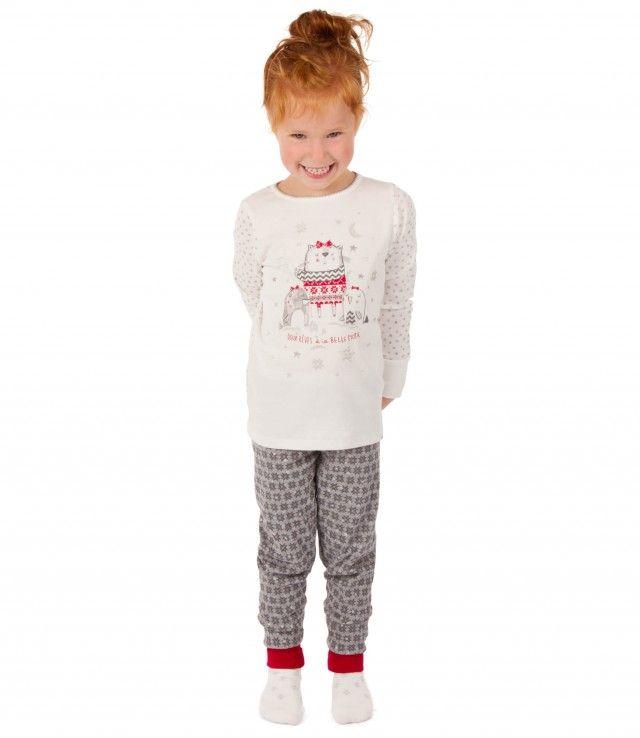 Christmas pyjama / Look pyjama Noël Souris Mini
