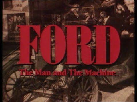 Ford: El hombre y la maquina (Parte 2) [Película en Castellano] - YouTube