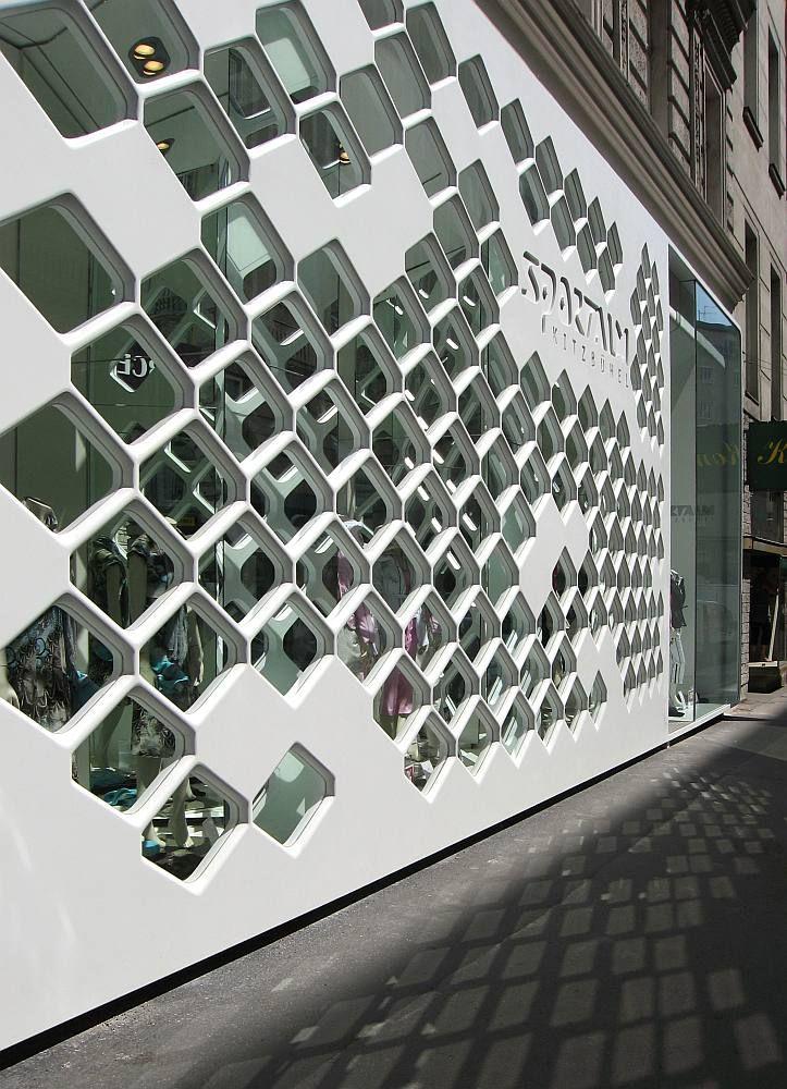 corian facades architecture - Pesquisa Google