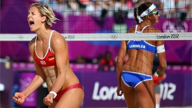 03-08-2012 - Volleyball de plage - BV - Women - LUDWIG Laura