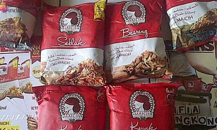 Kuliner Pedas Keripik Maicih - Keripik Singkong Maicih Kuliner Pedas Asal Bandung